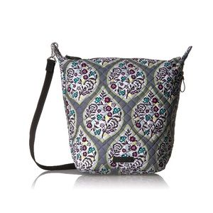 Vera Bradley Carson Hobo Bag, Signature Cotton